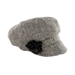 Ladies Irish Hat Newsboy 1