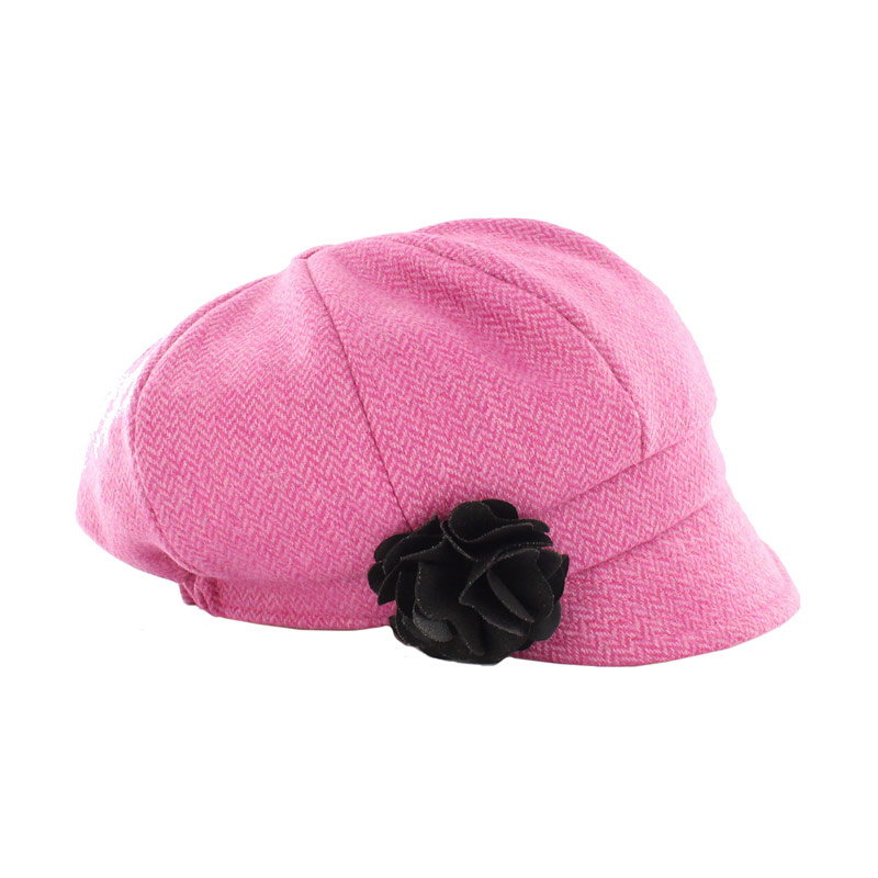 Ladies Irish Hat Newsboy 65