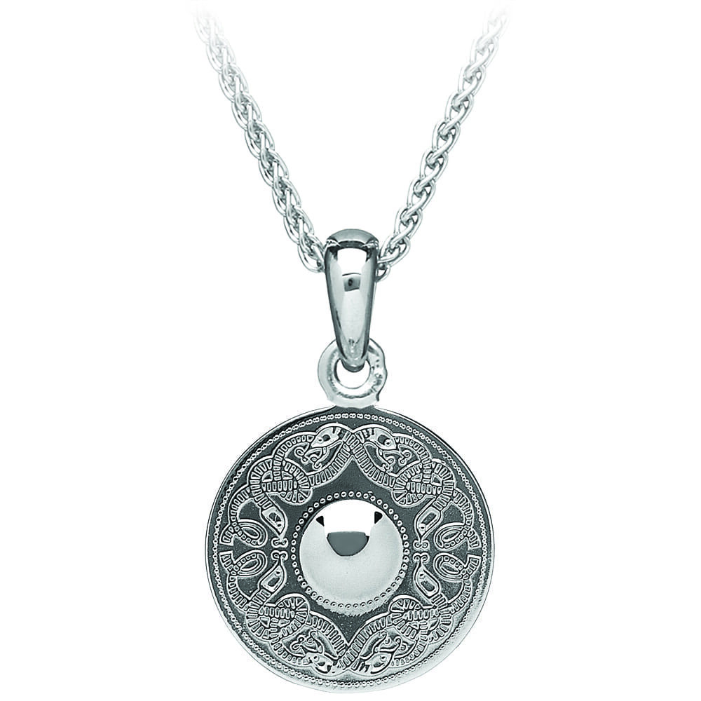 WP1-SIL Celtic Warrior ® Small Pendant sterling silver
