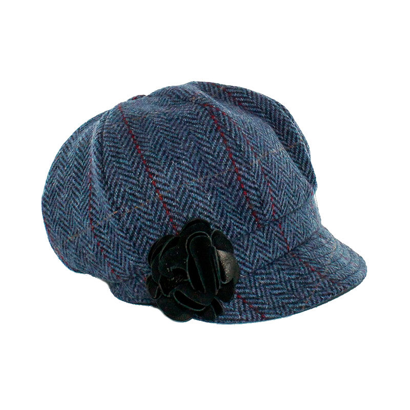 Ladies Newsboy Hat 110